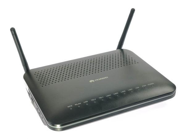 Huawei HG8245 GPON Router